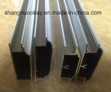 Best Verkopend 6063 Profielen van het Aluminium van de Uitdrijving voor Ghana