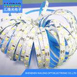 2835 luz de tira del contador LED de 72 LED con alto brillo