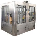 Aireado automática del agua con gas bebidas de llenado máquina que capsula