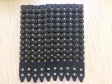 Color negro. 27 carga del polvo de la carga de la potencia de la tira del plástico 10-Shot S1jl 27 del calibre