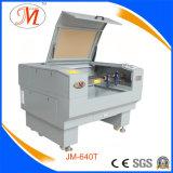 Machine Petit-Classée de laser Cutting&Engraving avec 2 têtes de laser (JM-640T)