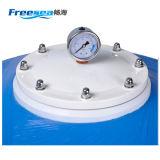 A fibra de vidro industrial da piscina quente da venda Lado-Monta o filtro de areia