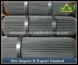 Filtro de alambre de acero inoxidable Cartucho de malla / alambre de malla del tamiz