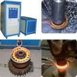 Equipo del endurecimiento de inducción de la superficie de la calefacción del eje impulsor