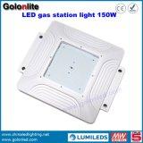 Iluminación de la gasolinera de la gasolina de la eficacia alta Iluminación de techo empotrada del LED 150W 120W 100W