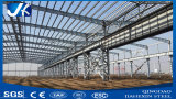 최신 판매에 의하여 직류 전기를 통하는 Prefabricated 가벼운 강철 구조물 작업장 또는 공장 /Warehouse