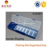 Lange Längen-transparenter Fischen-Zusammenstellungs-Kasten