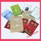 주문을 받아서 만들어진 마스크 필름은 비닐 봉투 식품 포장 부대를 자루에 넣는다