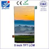 LCD 디스플레이 Mipi 공용영역 LCM 5.0 인치 전기 용량 접촉 스크린