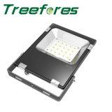 Lámpara delgada de la iluminación de la luz de inundación de Ultral LED 10W 20W 30W 50W