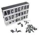 3DアクリルLEDのライトボックスの文字の印の卸売