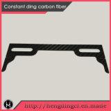 Piezas de fibra antiestáticas Abrasión-Resistentes del carbón para el Uav