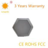 El blanco puro solar del panel 300*300*65 milímetro del superventas 28W