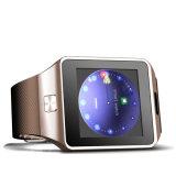 Горячий Android Sync телефона запястья руки Wristwatch вахты Bluetooth франтовской или ISO Dz09