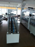 China TUV Certificado Muebles de MDF Decorativas Carpintería Wrapping Machine Factory