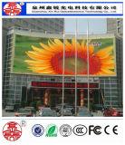 P8 im Freien elektronische LED Bildschirm für kommerzielle hohe Definition bekanntmachend