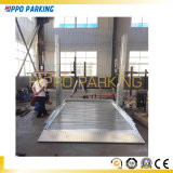 levages hydrauliques de stationnement de véhicule de matériel de stationnement de véhicule de poste 2300kg deux