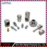 CNCの金属の合金の製造の部品の精密習慣の機械化の部品
