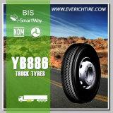 o pneu Kapsen do caminhão do pneu de 385/65r22.5 Everich marca o pneumático com alta qualidade