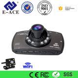 Câmara de vídeo dupla de WiFi da câmera do traço da lente da visão noturna