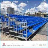 Assento de aço do anfiteatro dos Bleachers da camada interna ao ar livre dos Bleachers