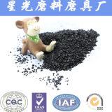 Traitement des eaux anthracite granulaire de medias de filtrage avec le prix usine