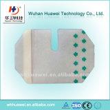 La preparación médica esterilizó la preparación transparente de la película de la fijación de la cánula IV