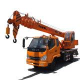Gru mobile di sollevamento idraulica del camion