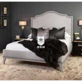 grootte en het Ontbijt van de Koning van het Britse de Online Bed van het Hotel thuis in het Ontwerp van de Nacht van de Luxe