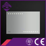 Jnh174 nouvelle conception Effacer Mirror Bath avec LED DOT