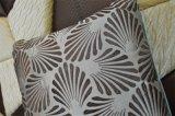 Cuscino decorativo del velluto di modo dell'ammortizzatore del ricamo (EDM0306)