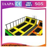 Parque de interior del trampolín de la alta calidad barata para la venta