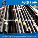 Профессиональный трубопровод HDPE газа изготовления