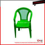 Interchangableの背部挿入が付いているプラスチック注入アーム椅子型
