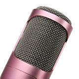 Microfone sem fio de venda quente da gravação do condensador do USB de Bluetooth (SS-K068)