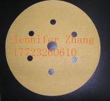 115 milímetros Silicon&#160 de tipo abrasivo; Disco de papel que enarena del carburo