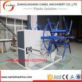 プラスチック管の巻取り機機械