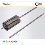 Вал шпинделя точности CNC фабрики ISO подвергая механической обработке
