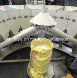 Système alimentant de concentré pour la production de panneau de mousse de PVC WPC