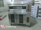 Горячая печь сбывания и хлеба хорошего качества электрическая с Prover для выпечки