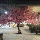 De kunstmatige Plastic Decoratie van de Perzikboom