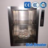 Ascenseur de nourriture sourd-muet électrique de cuisine de levage de Dumbwaiter de restaurant de serveur