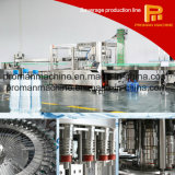 Terminar la cadena de producción del agua pura/mineral máquina de rellenar de 3in1