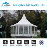 Роскошные прозрачные шатры партии стеклянной стены Multi- бортовые для случаев