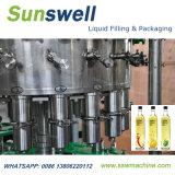 Pflanzenöl-abfüllende Zeile