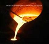 Horno fusorio de la inducción supersónica de la frecuencia para la fusión del cobre/de aluminio