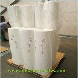 Glace de fibre coupée par fibre de verre Untrimmed simple de couvre-tapis du brin 450GSM