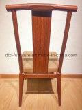 Großhandelsereignis verzierte nachgeahmten hölzernen Banuqet Stahlrahmen-Stuhl
