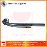 Suspensión resorte de lámina 51CRV4 plana de acero para el mercado asiático