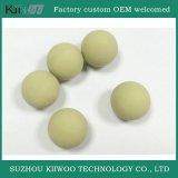 熱い販売の適正価格反オゾン耐久のFDAのシリコーンゴムの球